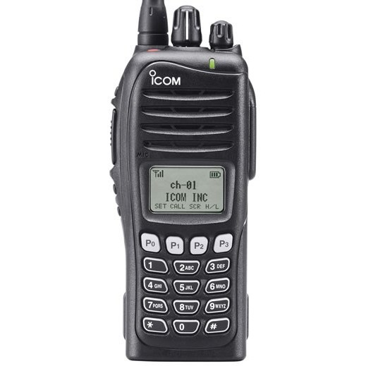 USED ICOM 3161 (DT) Portable VHF Handi Talkie - From Vancouver