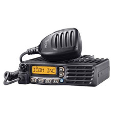 TK-7180 VHF Radio Used