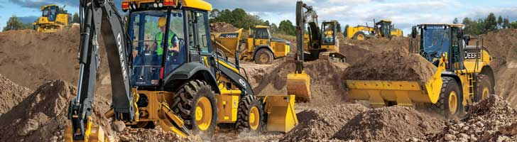 Radio Rental BC Yukon Alaska - Heavy Duty Construction Equipment
