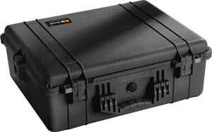 Portable Radio Repeater with Pelican 1600 Watertight Case