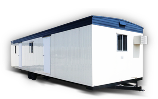 Data Network Cable ATCO utility trailer for camps