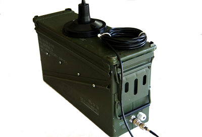 AmmoBox Radio Repeater - VHF Portable Repeater
