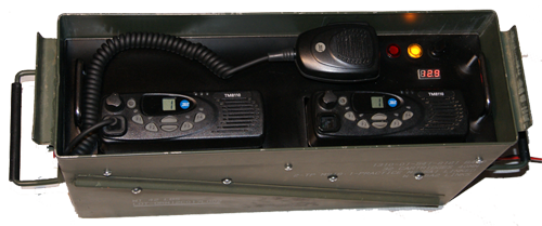 Portable VHF Radio Repeater